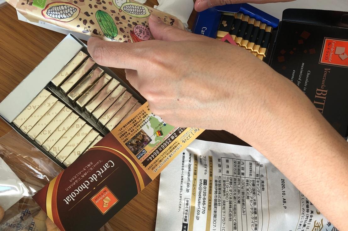 チョコレートの研究